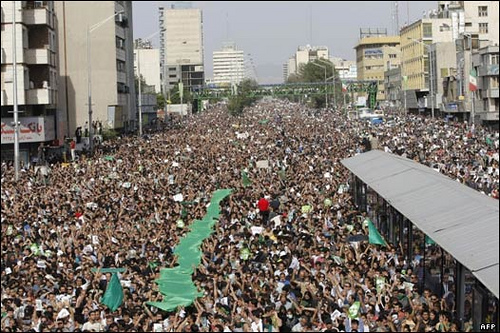 GreenProtest.IranElection
