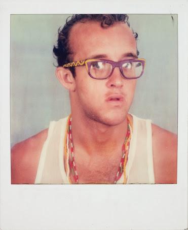 Haring.Polaroid